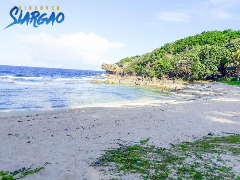 6 hectares White Sand Beach Front Burgos Siargao for Sale