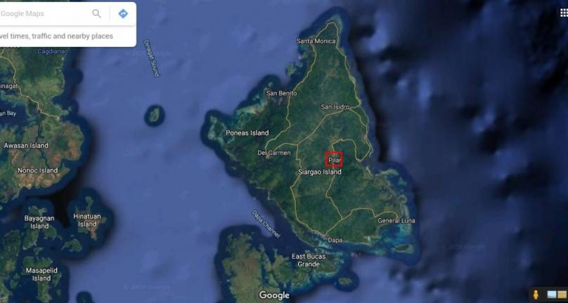 9 hectare Land For Sale in Dato Pilar Siargao Island