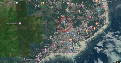 300 sqm Vacant lot For Sale Along the Main Road in General Luna Siargao Island