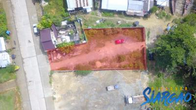 600 sqm road side Lot For Sale in Dapa Siargao Island