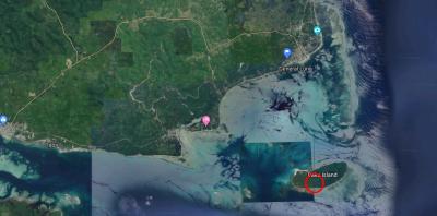3,000 sqm Beach Front for Sale in Daku Island General Luna Siargao