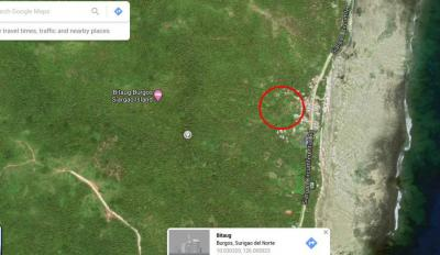 23,489 sqm or 2.3 Hectare Lot For Sale in Burgos Siargao