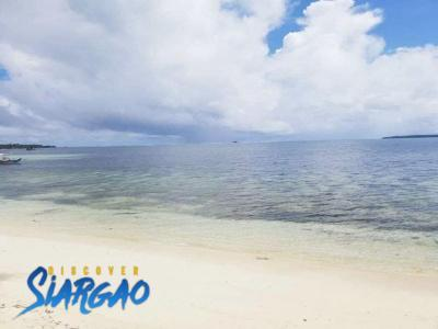 1.4 Hectare White Sand Beach Front For Sale in Malinao General Luna Siargao
