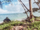 2,200 sqm Beach Front Property For Sale Sta. Fe GL Siargao