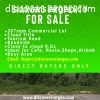 307 sqm Commercial Lot For Sale Near Cloud 9 Siargao Island