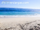 White Sand Beach Front For Sale In Siargao Island